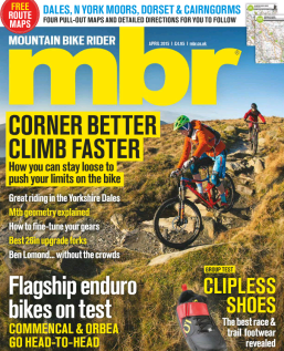 MBR Front Cover - April 2015